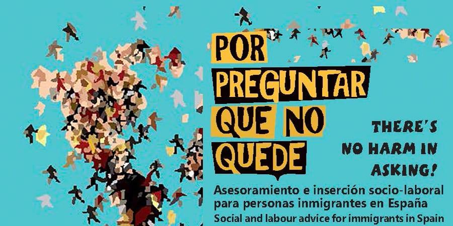 USO realiza 140 itinerarios de inserción sociolaboral a inmigrantes en el primer semestre de 2018