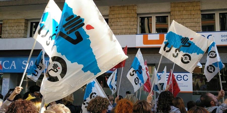 Sin acuerdo en el Sasec, se mantiene la huelga indefinida de limpieza de Asturias