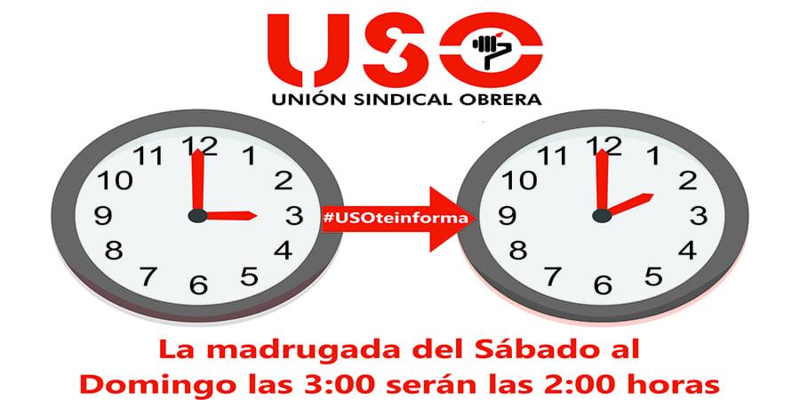 El debate sobre el cambio de hora debe reflejarse también en la racionalización de los horarios