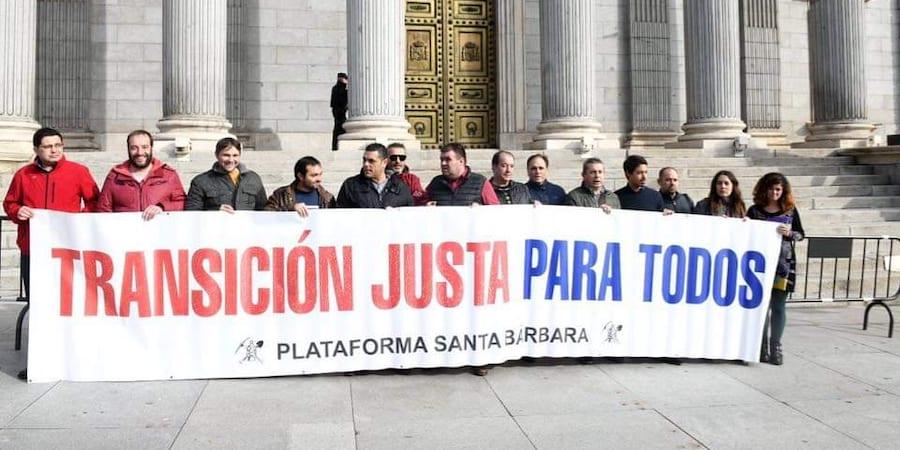 Pedimos en el Congreso la igualdad de condiciones para los trabajadores de las contratas mineras