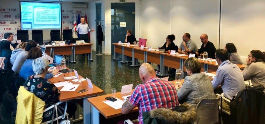 La 4ª Promoción del FDF se forma en Derecho Laboral y Administrativo