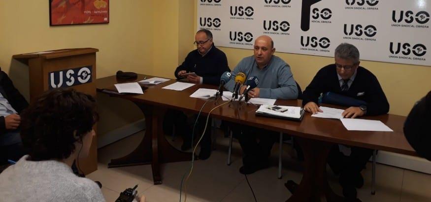 Los trabajadores de la TUA en Oviedo harán huelga cuatro días de diciembre y tres en enero
