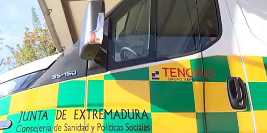 USO Extremadura denuncia la deficiente gestión de Ambulancias Tenorio