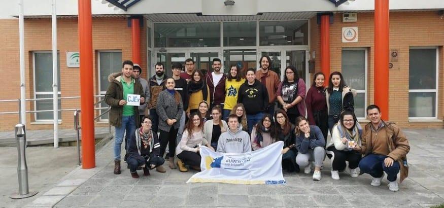 Juventud USO participa en el curso de community manager del CJE