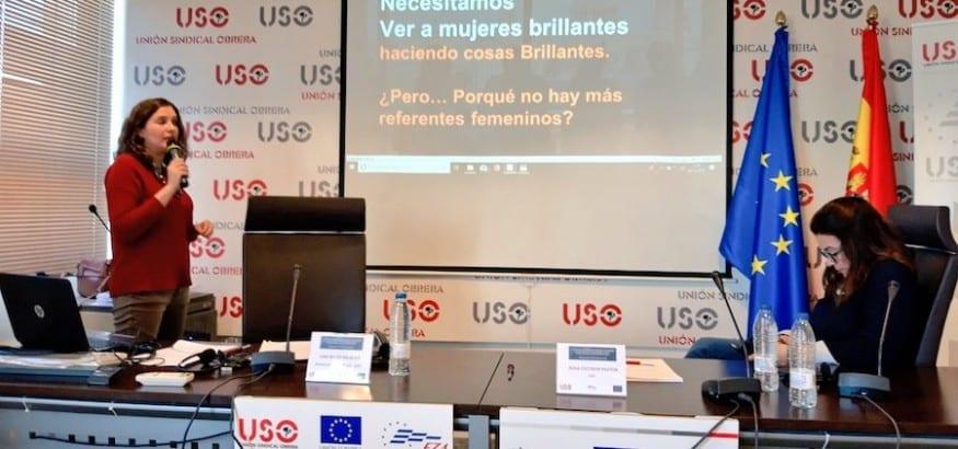 Brecha de género, techo de cristal y retos para las mujeres, en el Seminario EZA 2018