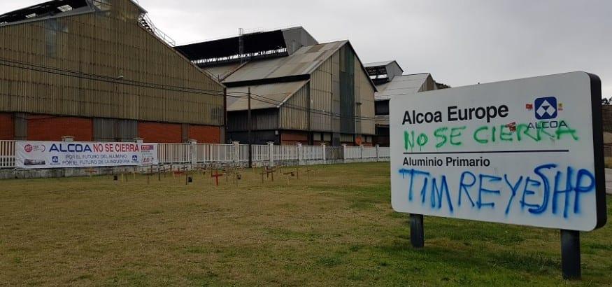 FI-USO exige a los ministerios implicados que nos dejen de marginar en las negociaciones de Alcoa