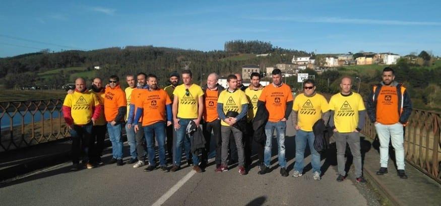 Los trabajadores de Alcoa convocan su primera jornada de huelga para el 19 de diciembre