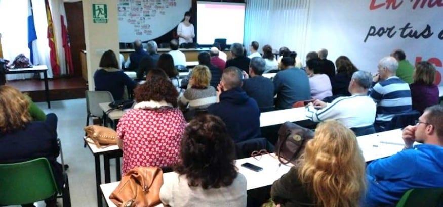 Nueva formación en igualdad en USO Cantabria