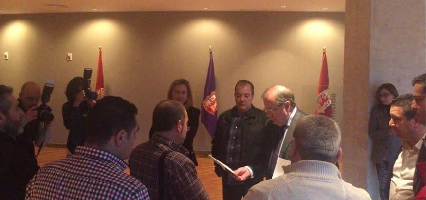 El comité de Peal le pide a Herrera que medie con Naturgy para que La Robla compre carbón