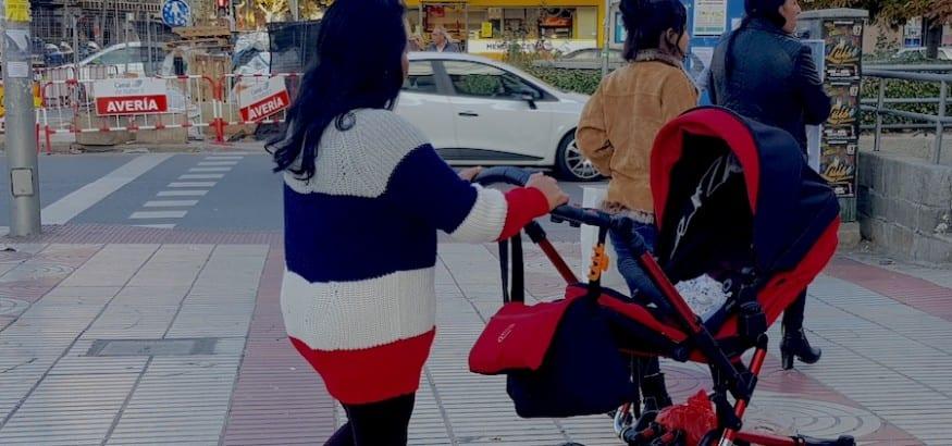 Descienden los permisos por maternidad en 2018
