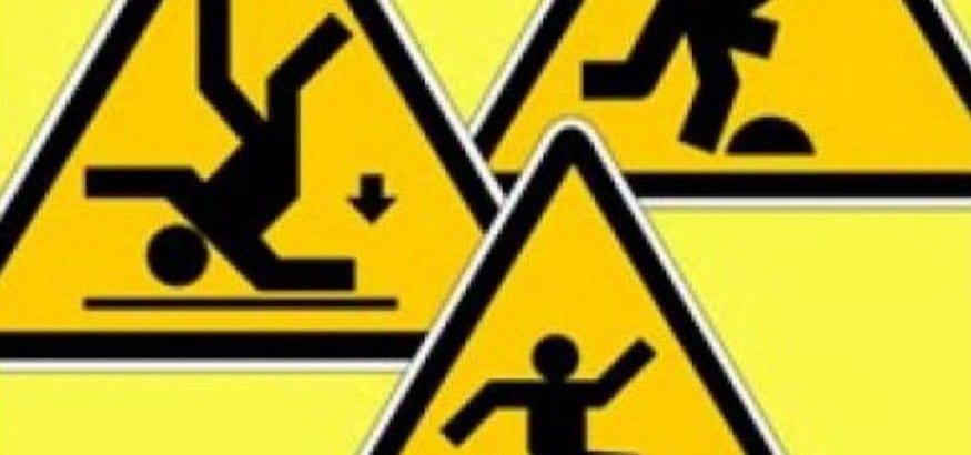 Los trabajadores temporales sufren el doble de accidentes que los indefinidos