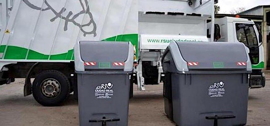 Huelga de recogida de basuras en la provincia de Ciudad Real desde el día 30