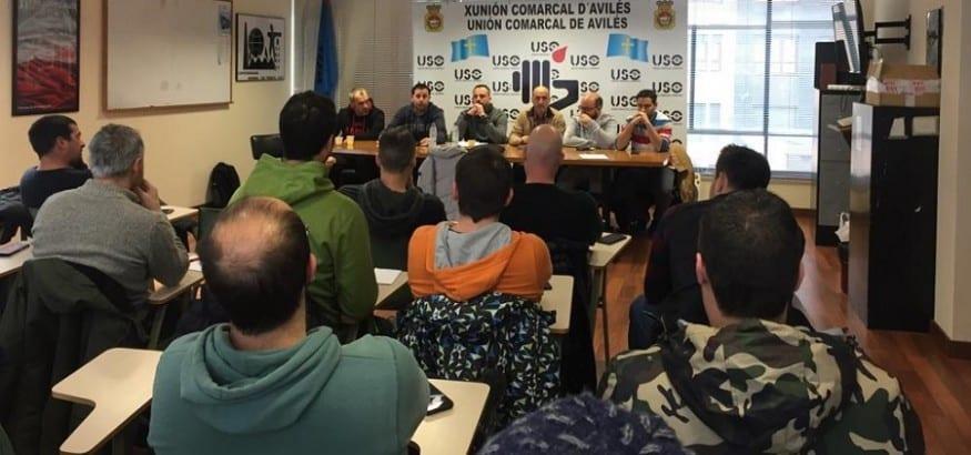 Los trabajadores de Alcoa afrontan la semana decisiva para revertir el cierre de las plantas