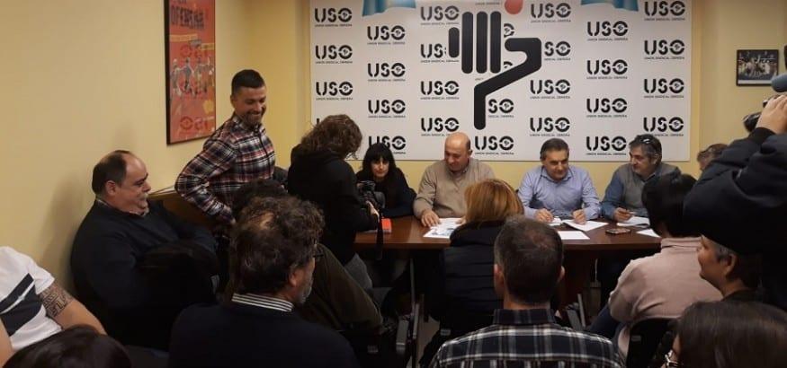 Las asambleas de trabajadores de TUA aceptan por unanimidad el preacuerdo y retirar la huelga