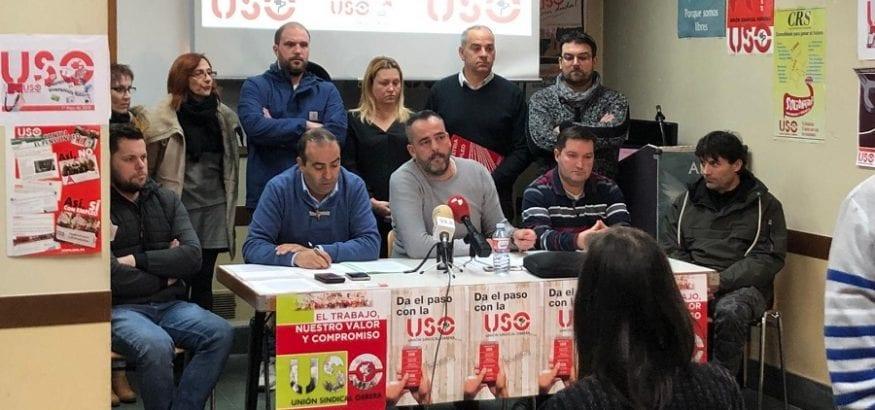 Campofrío despide a un delegado de USO como medida de represión sindical