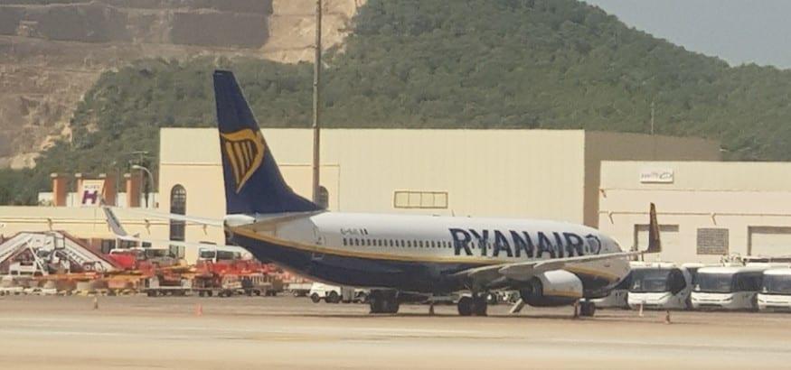 Fomento decidirá de nuevo los servicios mínimos para las huelgas de Ryanair