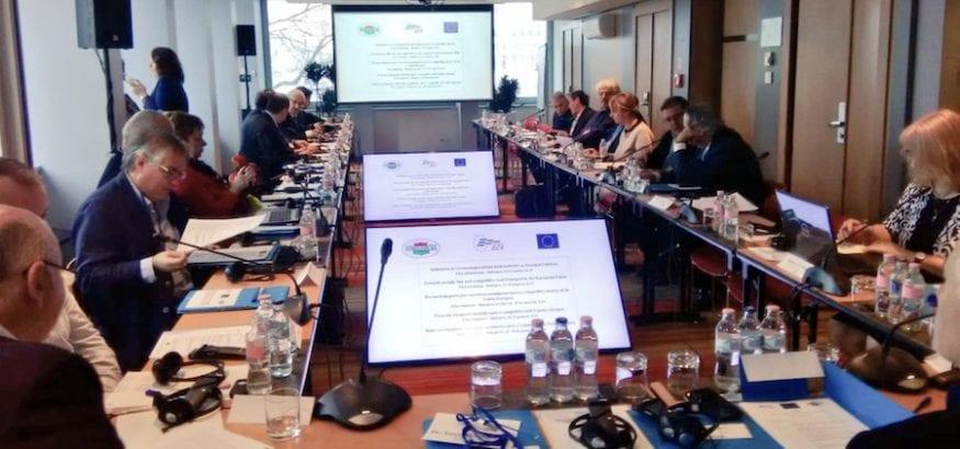 USO, en el seminario internacional por un transporte por carretera socialmente justo y competitivo