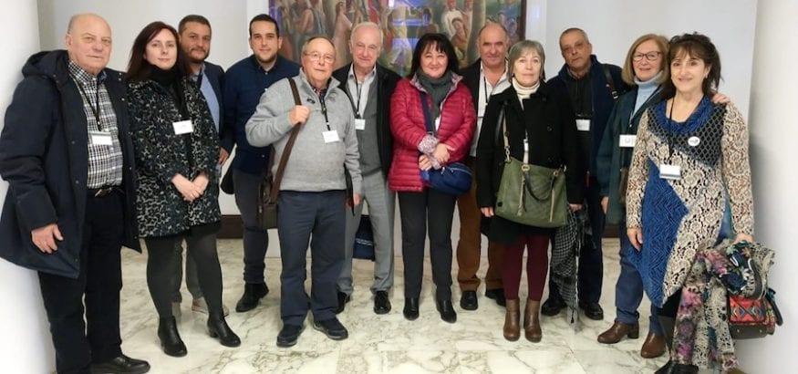 LSB-USO Euskadi defiende en el Parlamento Vasco el blindaje constitucional de las pensiones públicas