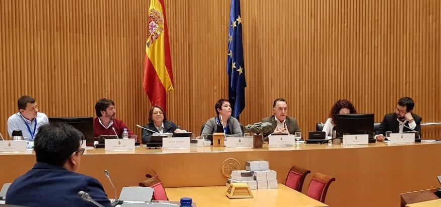 USO reitera la necesidad de blindar las pensiones ante la ruptura del acuerdo del Pacto de Toledo