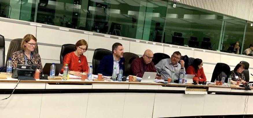 La CES prepara activamente las elecciones europeas