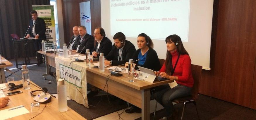 USO, en el seminario internacional sobre integración sociolaboral de inmigrantes y refugiados