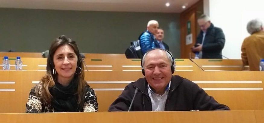 AJUPE-USO participa en el Comité Ejecutivo de la FERPA