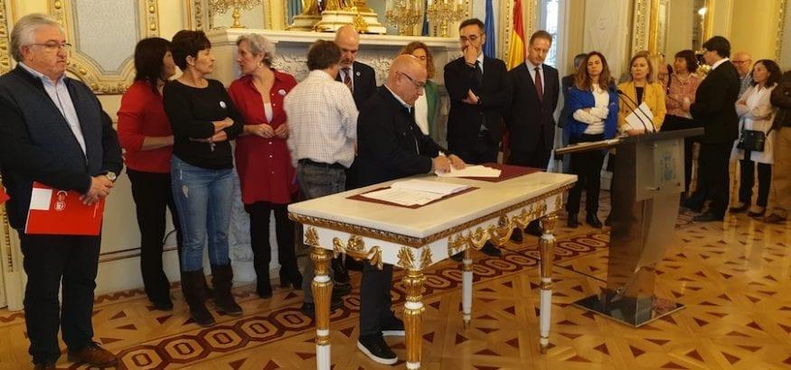 FEP-USO firma el reparto de fondos adicionales en la AGE, considerándolo insuficiente pero necesario