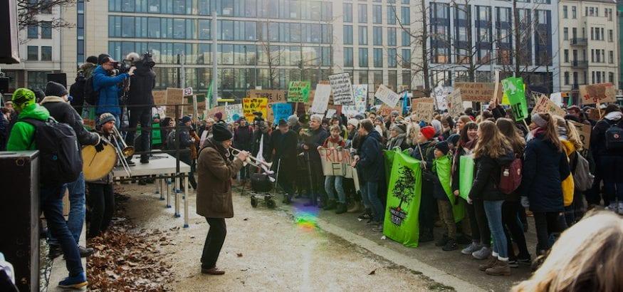 USO respalda los movimientos de la juventud contra el cambio climático