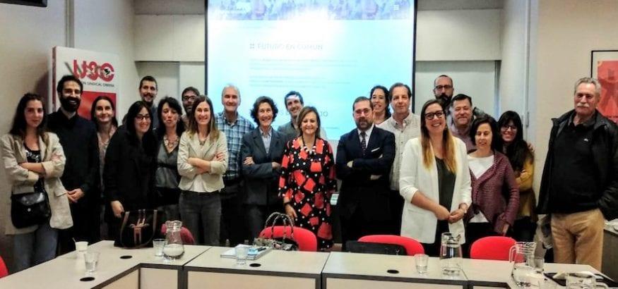 Futuro en Común se reúne con la Alta Comisionada de la Agenda 2030