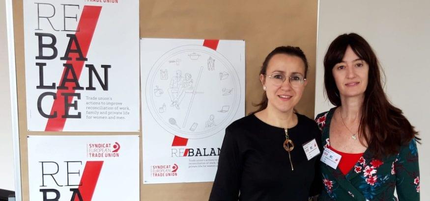 USO participa en la conferencia Rebalance
