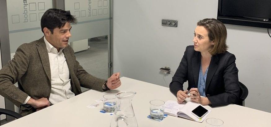 Joaquín Pérez le traslada al PP la necesidad de un cambio en la LOLS y en el Diálogo Social
