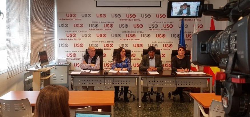 USO denuncia que los despidos salen tan baratos que no justifican la falta de contratación indefinida