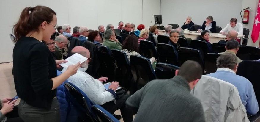 USO, con la MERP, se reúne con el Ayuntamiento de Madrid para que se una al blindaje de las pensiones