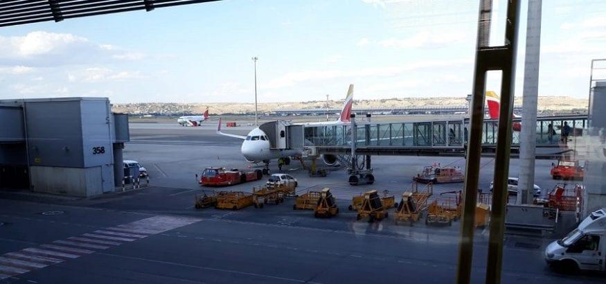 Desconvocada la huelga del personal de tierra de aeropuertos para los días 21 y 24 de abril