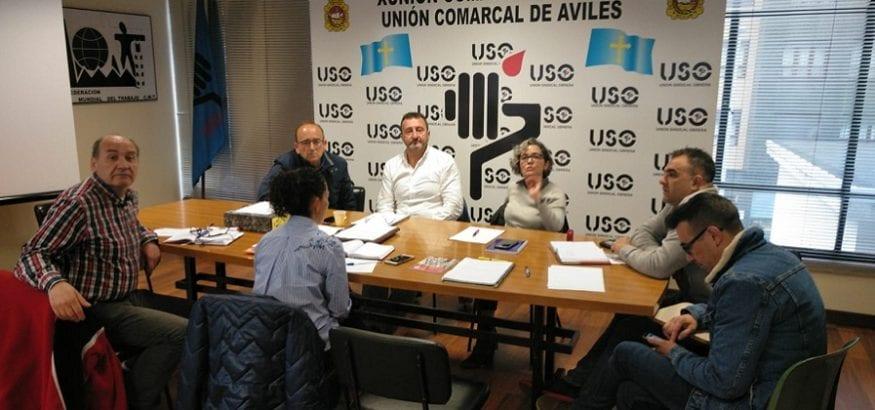 Los trabajadores de Urbaser Avilés convocan huelga indefinida de limpieza a partir del 15 de abril