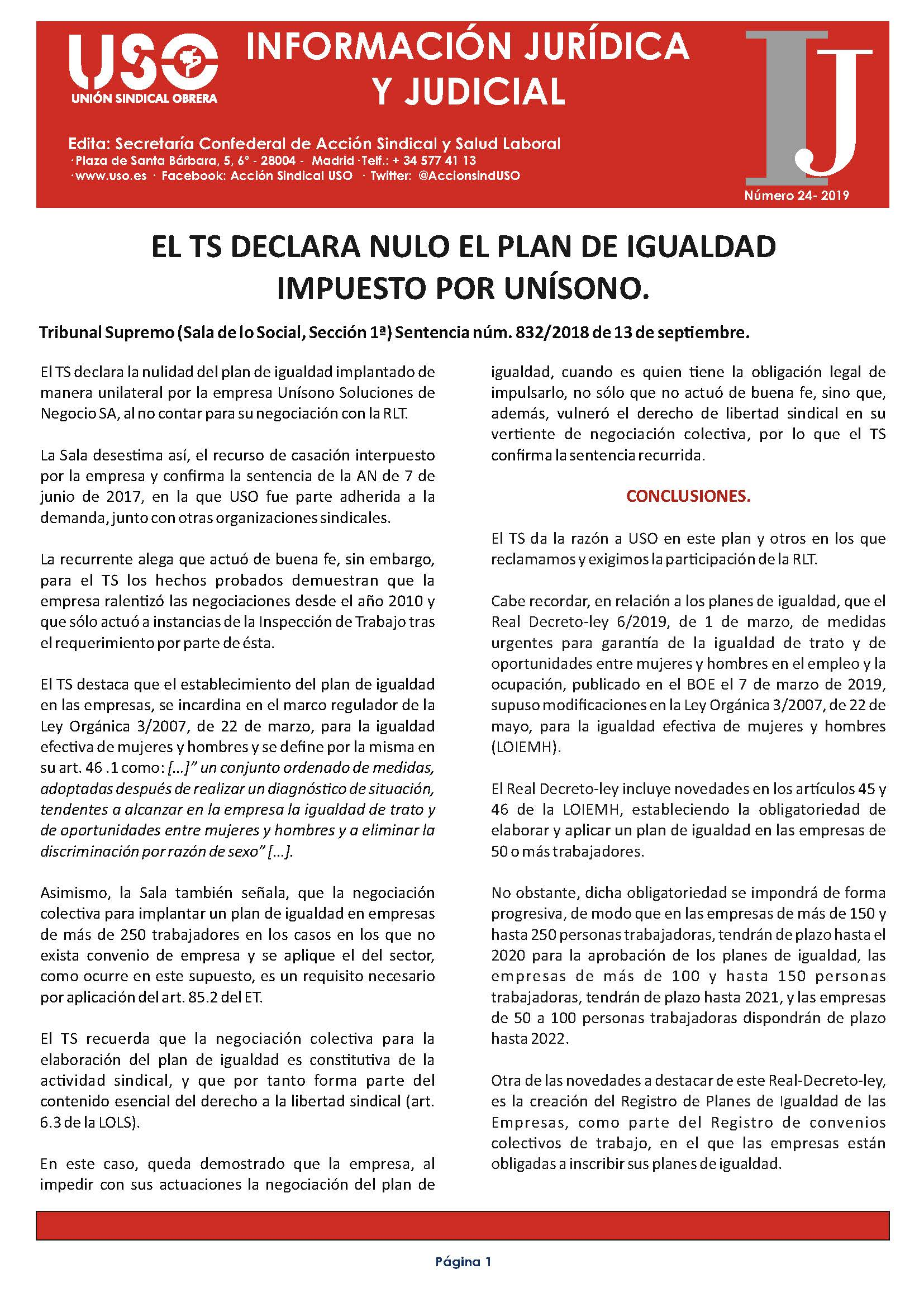 Información Jurídica y Judicial nº 24