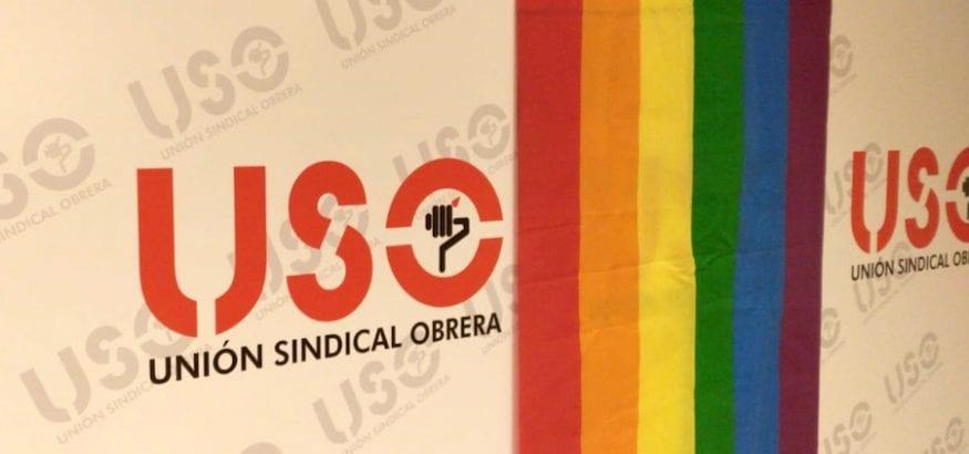 USO denuncia el aumento de los delitos de odio por razón de orientación o identidad sexual