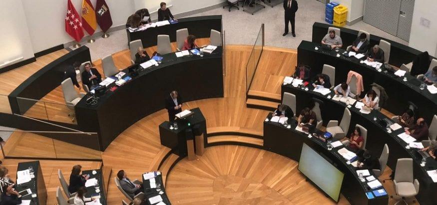El Ayuntamiento de Madrid le otorga la medalla de oro a la MERP