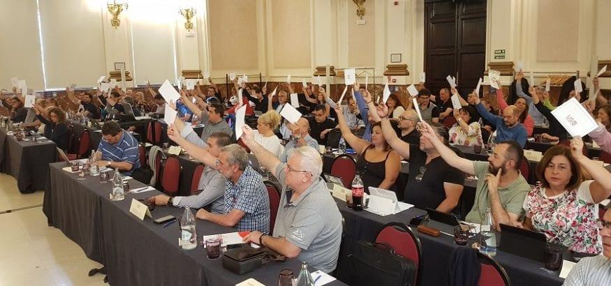 El Consejo Confederal de USO aprueba una resolución especial de apoyo al profesorado de Religión
