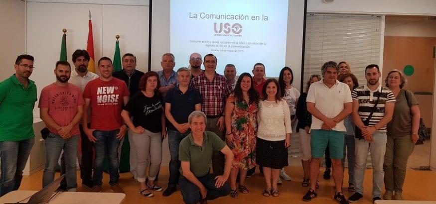 La comunicación, las redes sociales y los retos de la digitalización, jornada de formación en Sevilla
