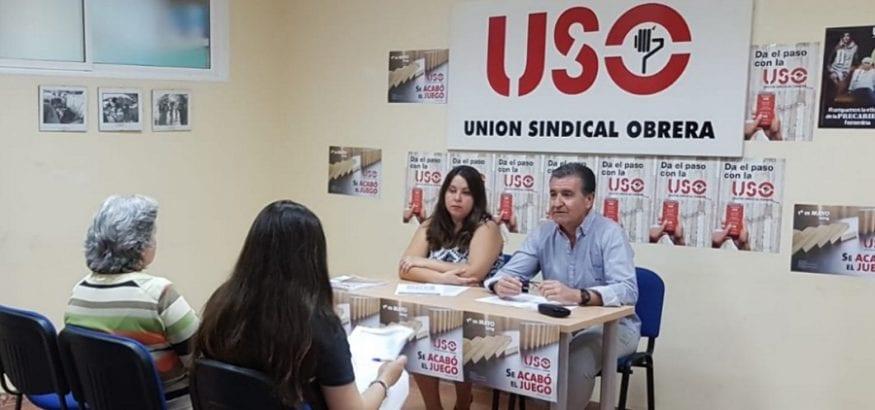 USO-Andalucía exige apostar por la industria para atajar el desempleo y el empobrecimiento salarial