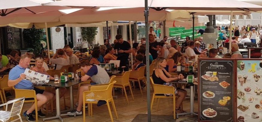 USO-La Rioja denuncia pérdida de poder adquisitivo en trabajadores de bares y restaurantes