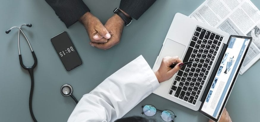Suben las enfermedades profesionales en los primeros cuatro meses de 2019