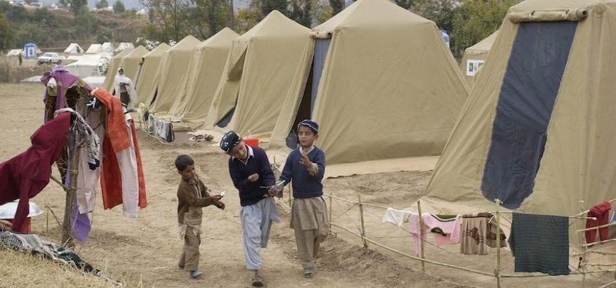 Récord histórico de desplazados, con personas refugiadas en peligro