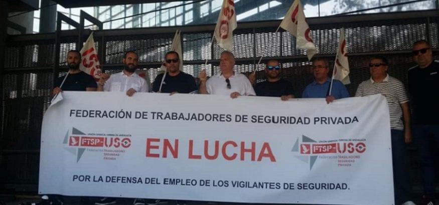 FTSP-USO-Andalucía exige la subrogación con antigüedad de la plantilla en la TGSS de Sevilla