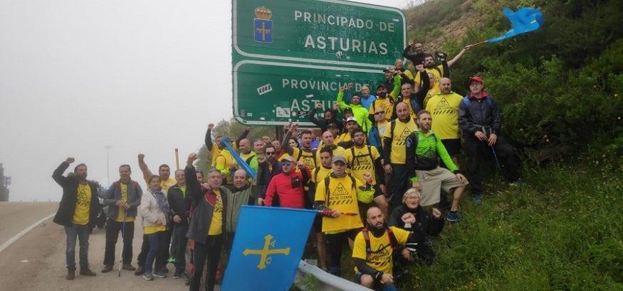Los trabajadores de Alcoa inician la segunda semana de marcha apelando al apoyo de la calle