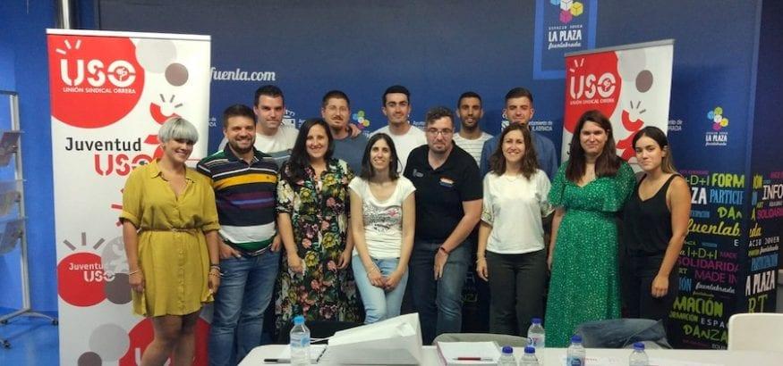 Juventud USO celebra su reunión anual de responsables