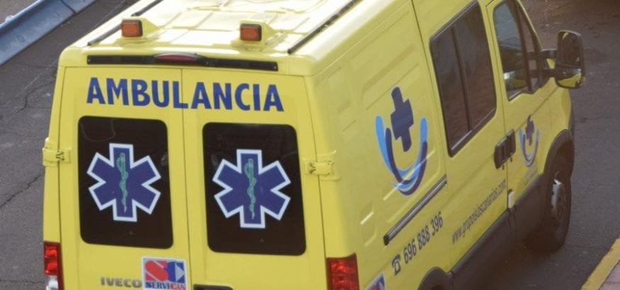 USO denuncia las condiciones de las ambulancias en Canarias y Baleares