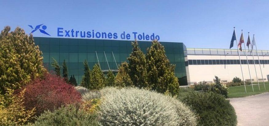 USO denuncia ante Inspección de Trabajo a Extrusiones Toledo por altas temperaturas