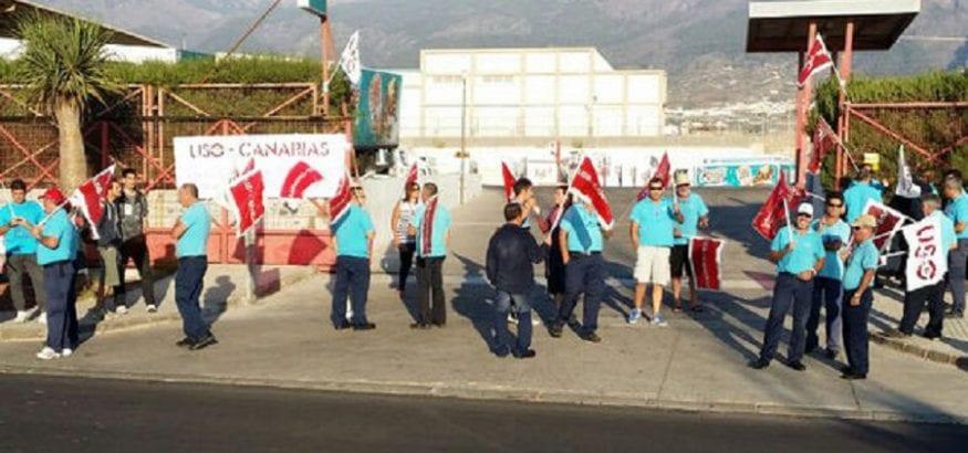 Los trabajadores de Kalise irán a la huelga en agosto